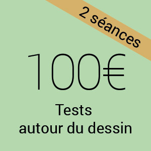 tarif psychologue test dessin
